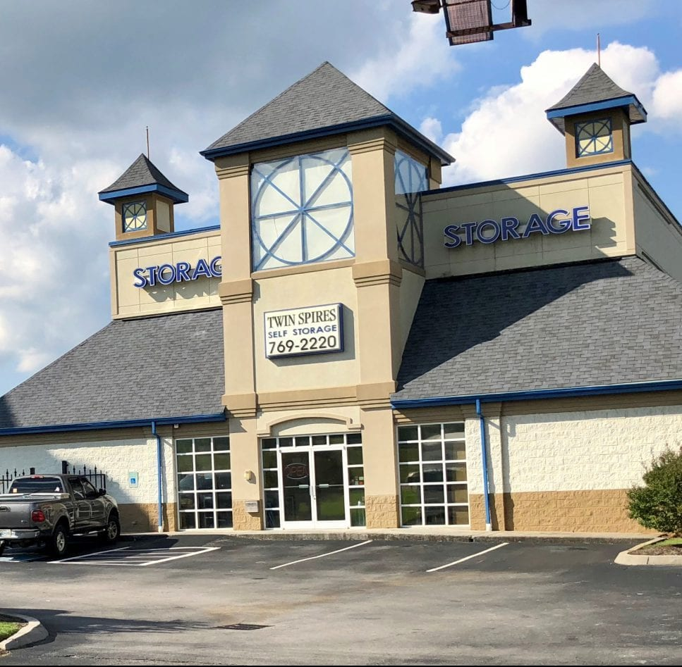 Twin Spires Self Storage | Knoxville's Most Convenient Storage Facility